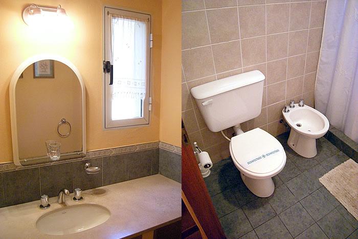 Fotos de las habitaciones hotel mon robe ruta 5 for Banos con antebano fotos